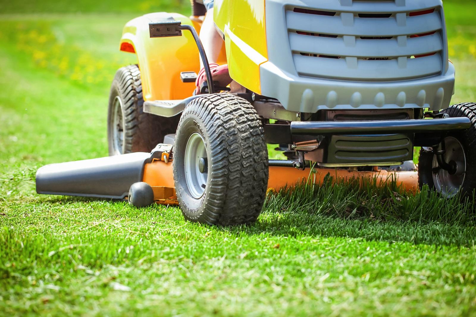 Możliwości wykorzystania traktorków ogrodowych